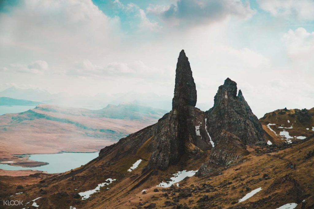 Old Man of Storr in Inverness
