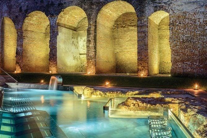 Relax at Milan's Thermal Baths