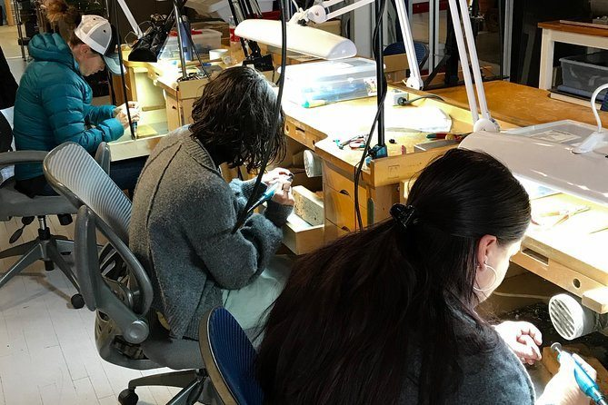 Experience jewelry making in Salt Lake City.