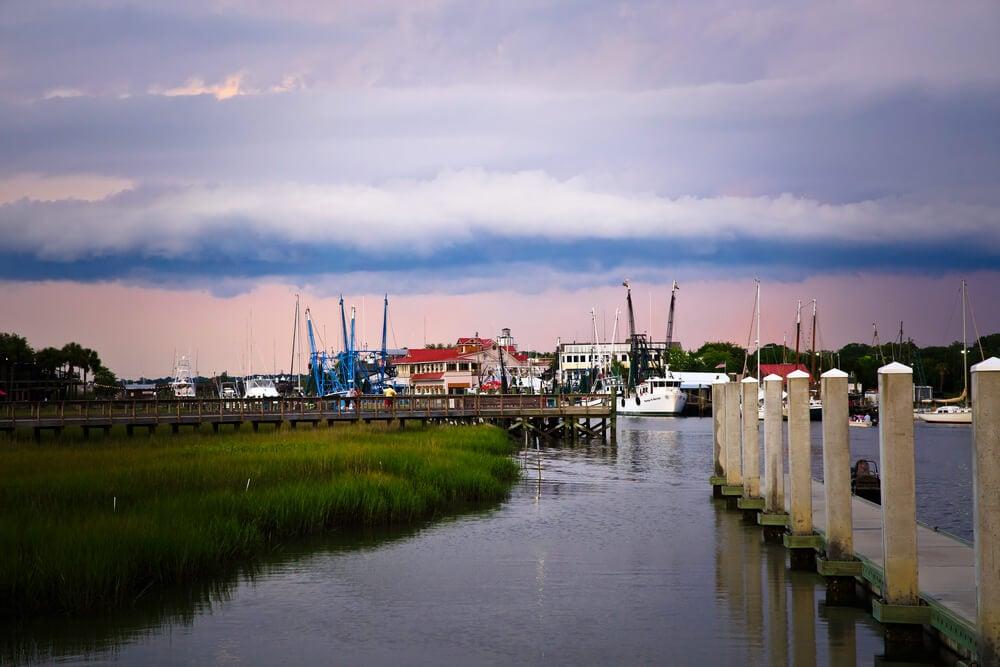 Paddle Board the Charleston Waterways