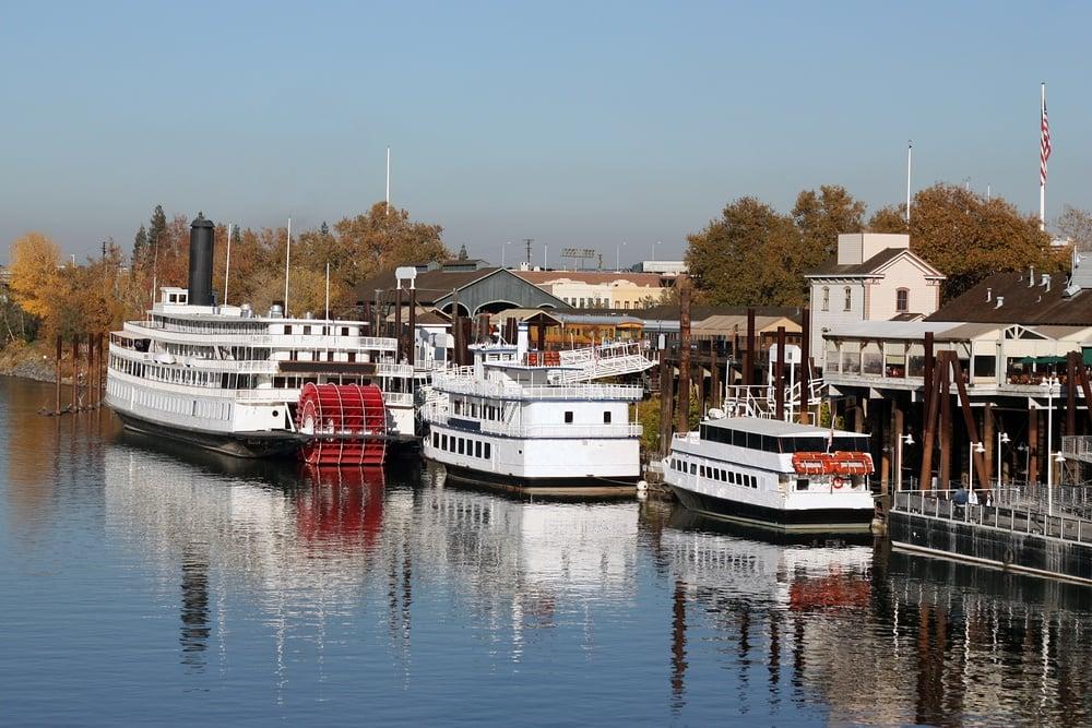 Old Sacramento Waterfront