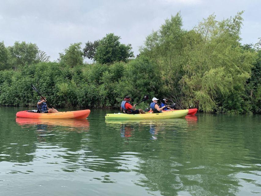 Sightseeing Kayak Tour