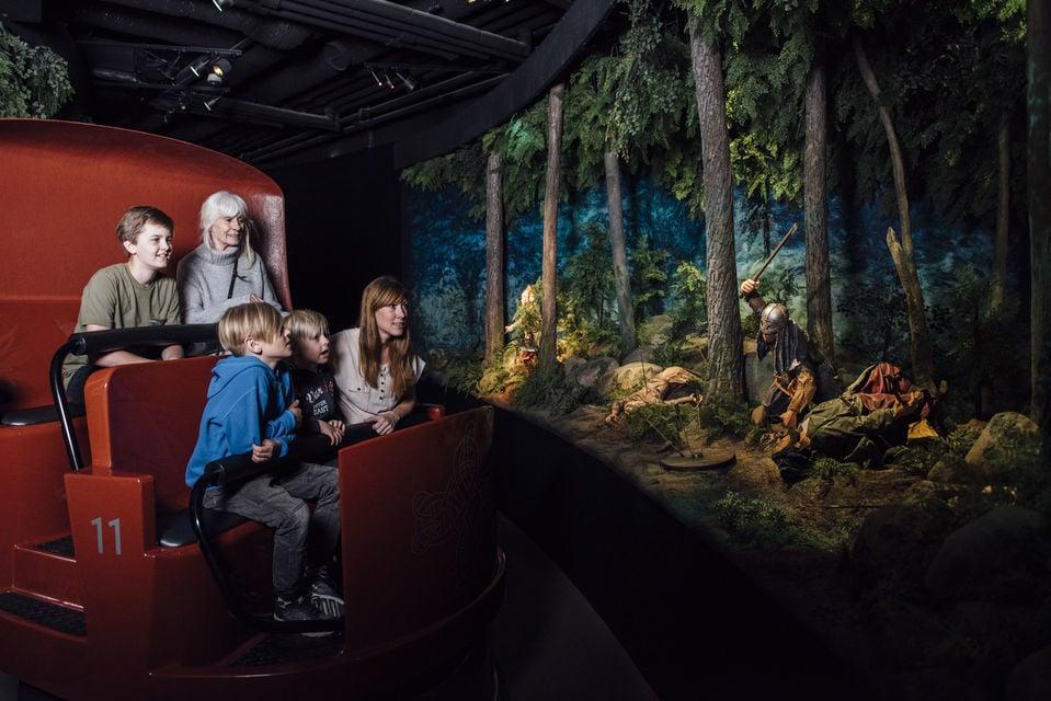 Stockholm's Viking Museum