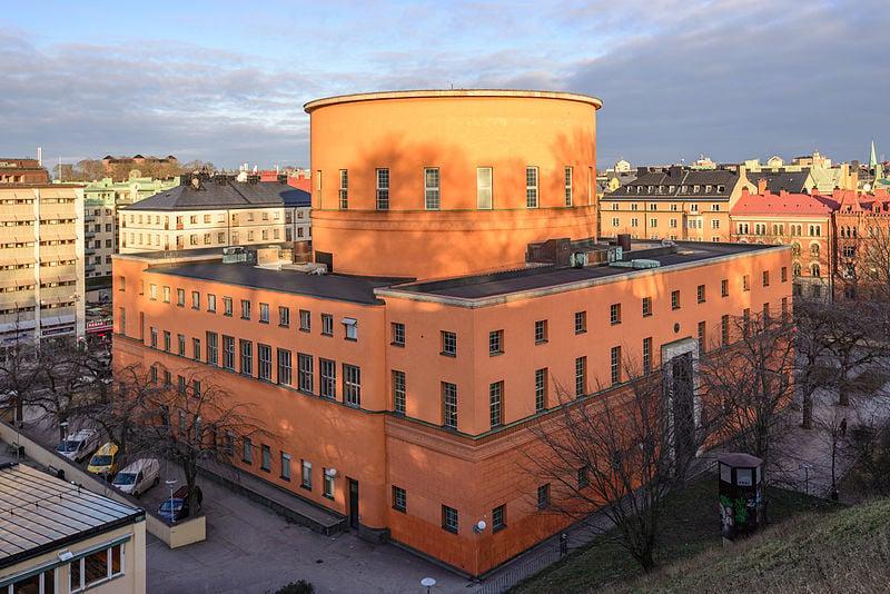 Stockholm Public Library_1