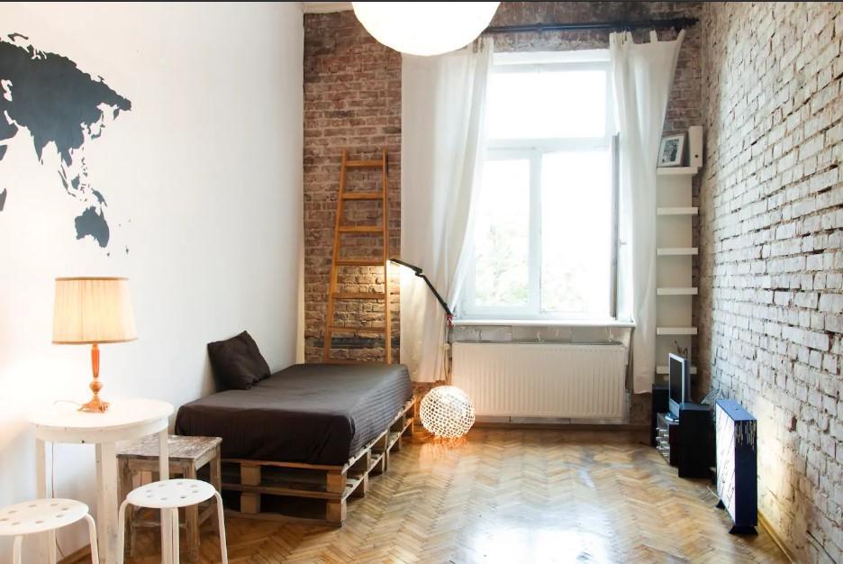 Stylish historical loft Krakow