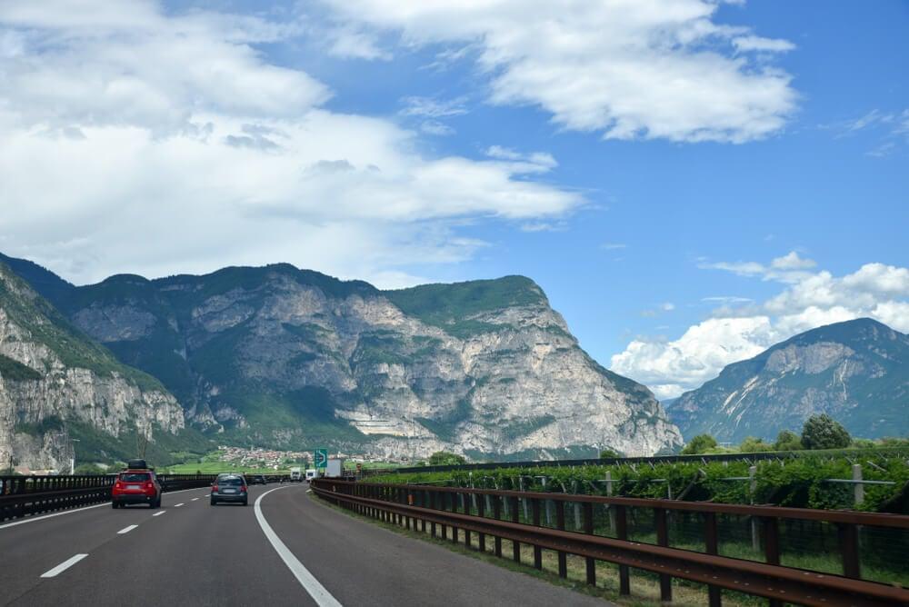 Italian Autobahn