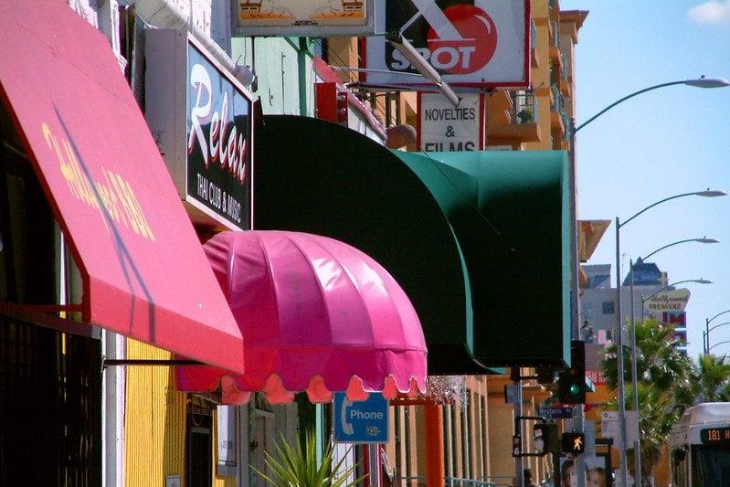 Thai Town, Hollywood