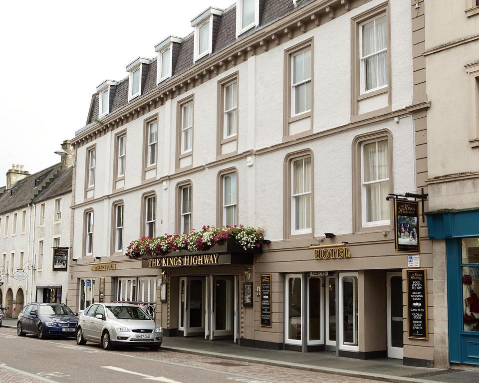 The King's Highway Wetherspoon, Best Mid-Range Hotel in Inverness