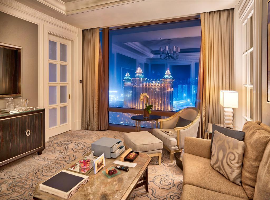 The Ritz-Carlton, the best hostels in Macau