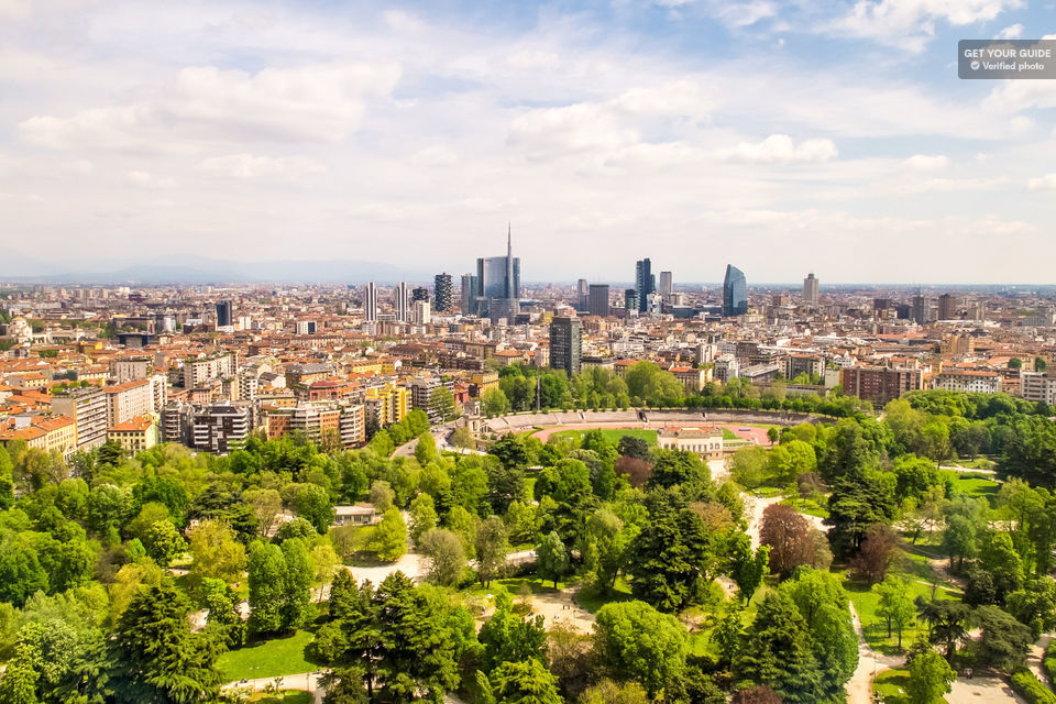 Visit One of the Highest Vantage Points in Milan