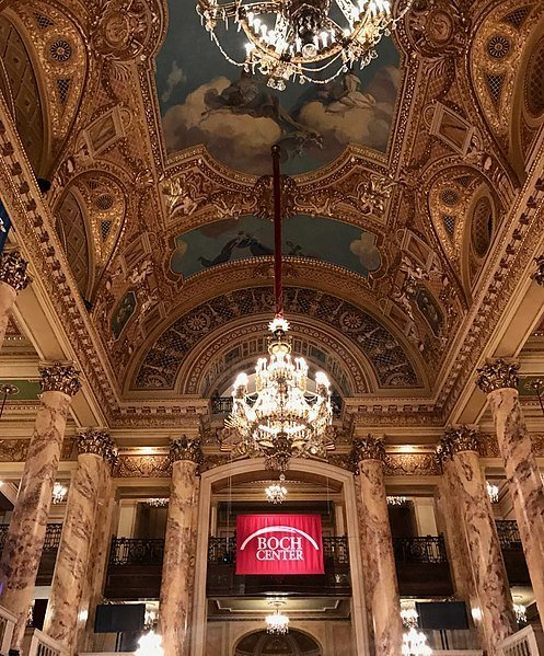 Boch Center-Wang Theatre