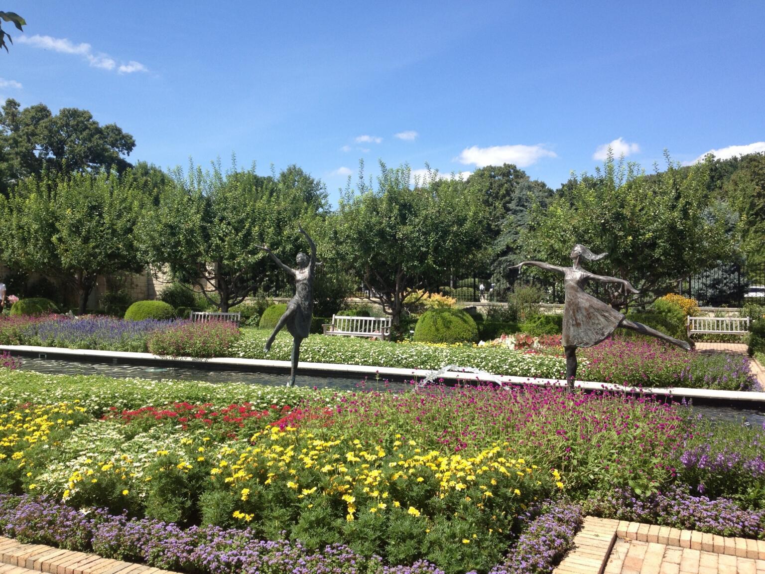 Kauffman Memorial Garden