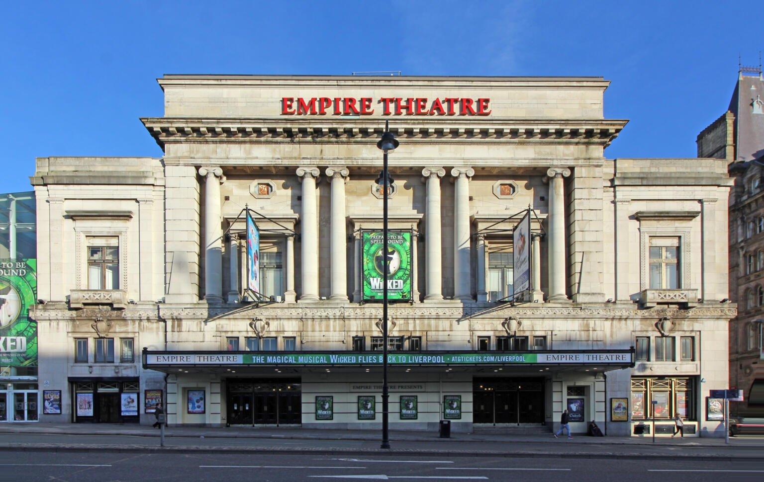 Liverpool entertainment