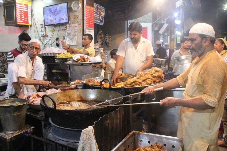Old Delhi Street Food Tasting Tour