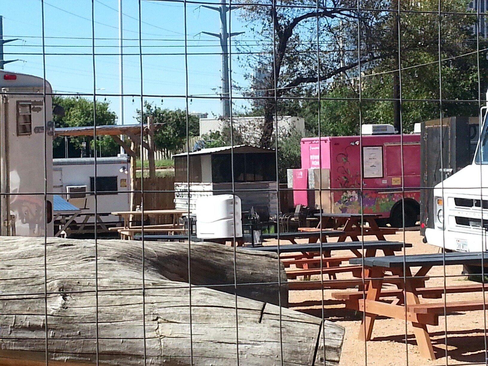 Rainey Street Food Trucks