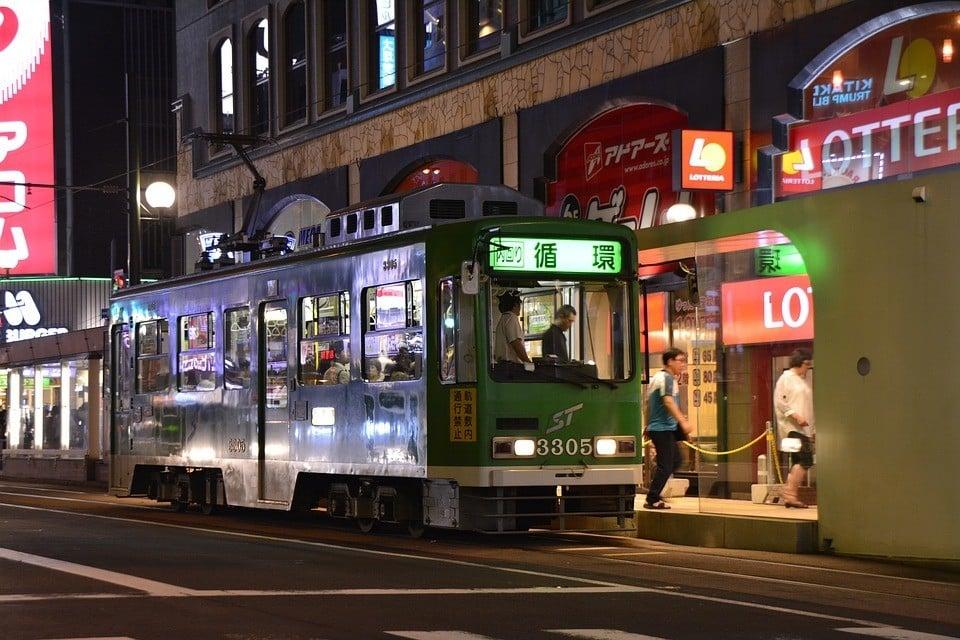 Sapporo Itinerary