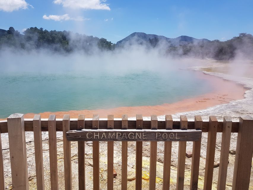 Rotorua Day Trip From Auckland