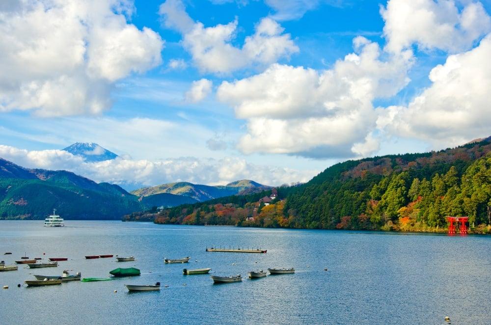 when to visit Hakone