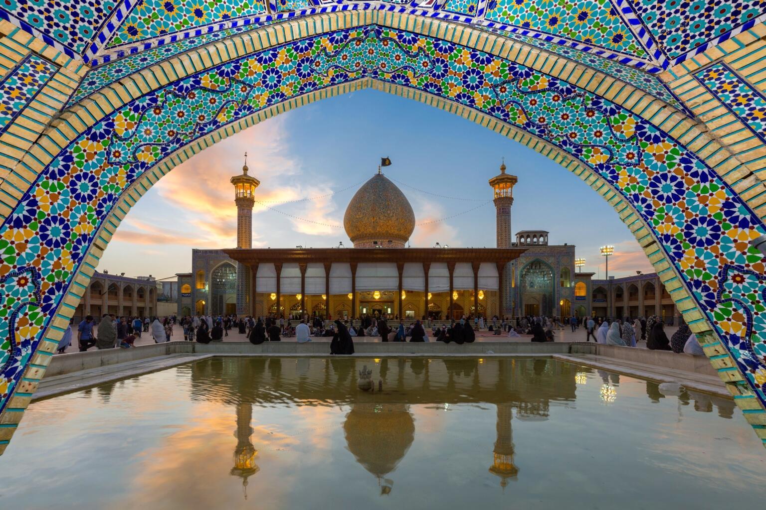 the best Iran tour