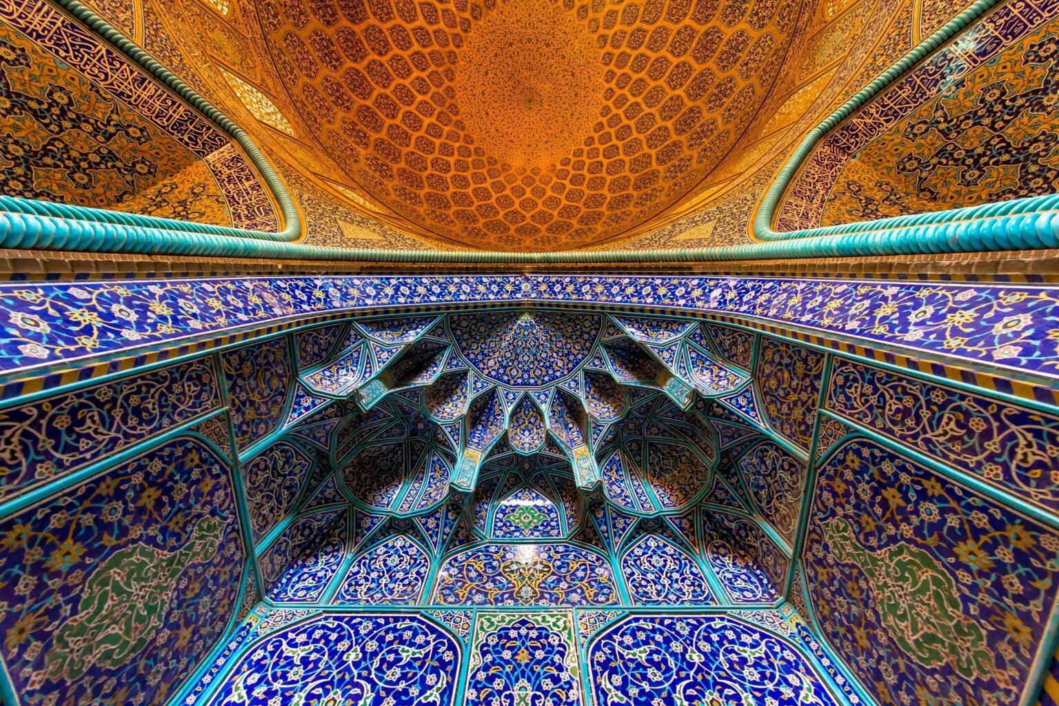 visiting iran