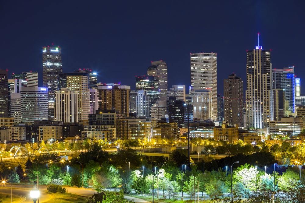 Sample the Denver Nightlife