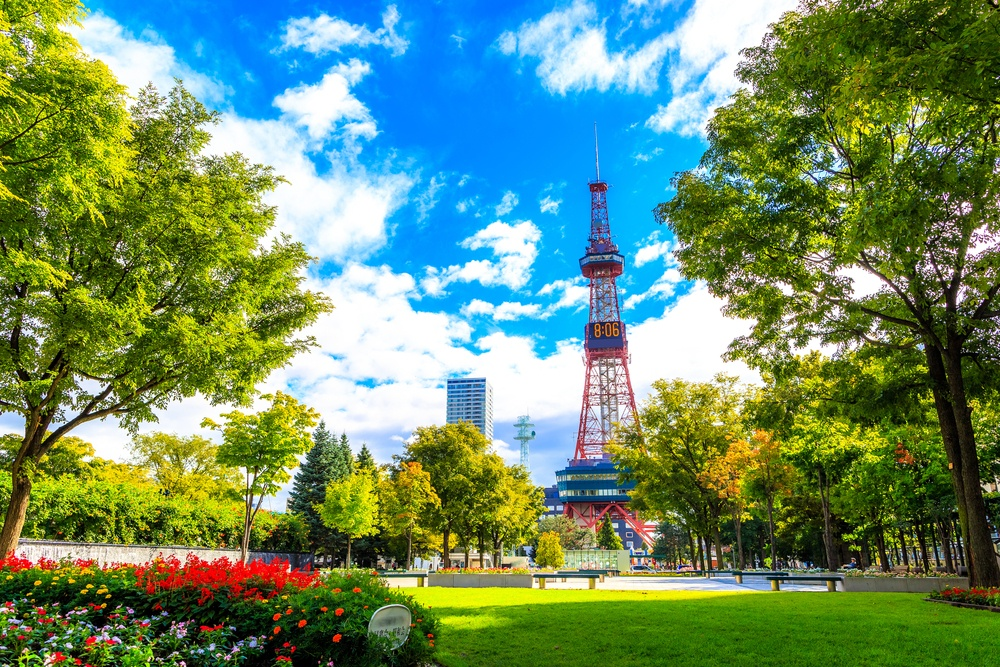 when to visit Sapporo