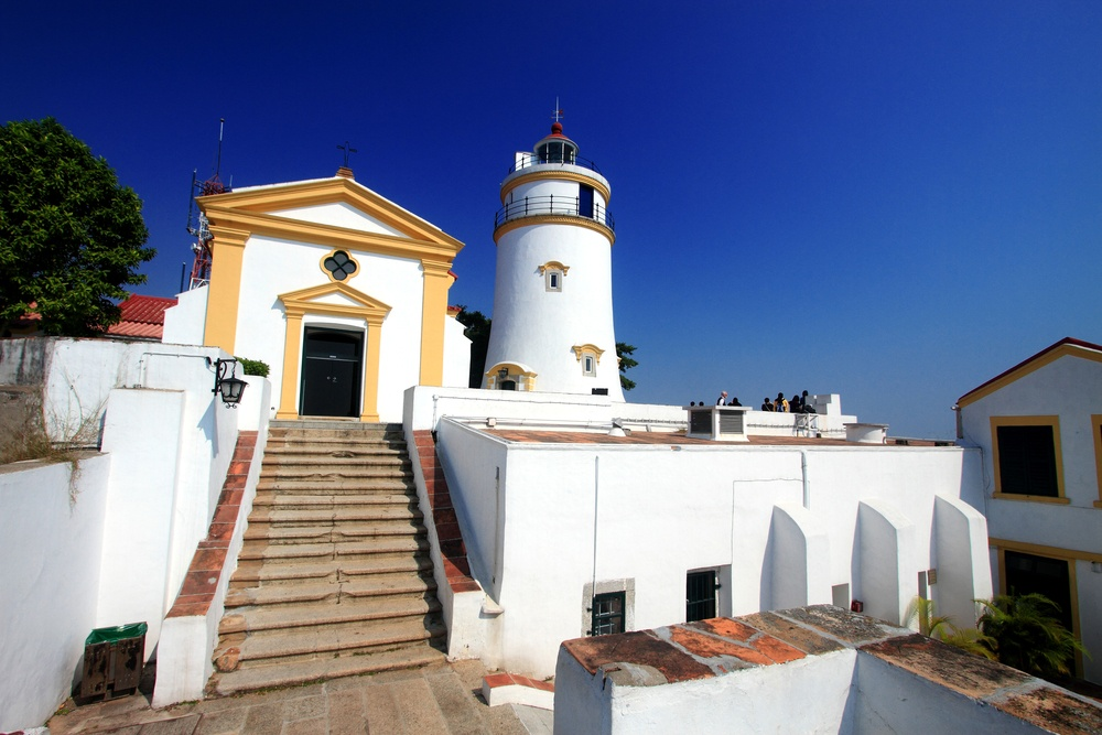 Guia Fortress, Chapel, and Lighthouse