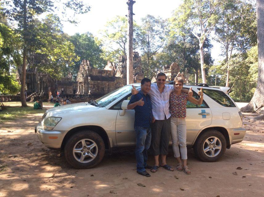 Angkor Wat and Siem Reap