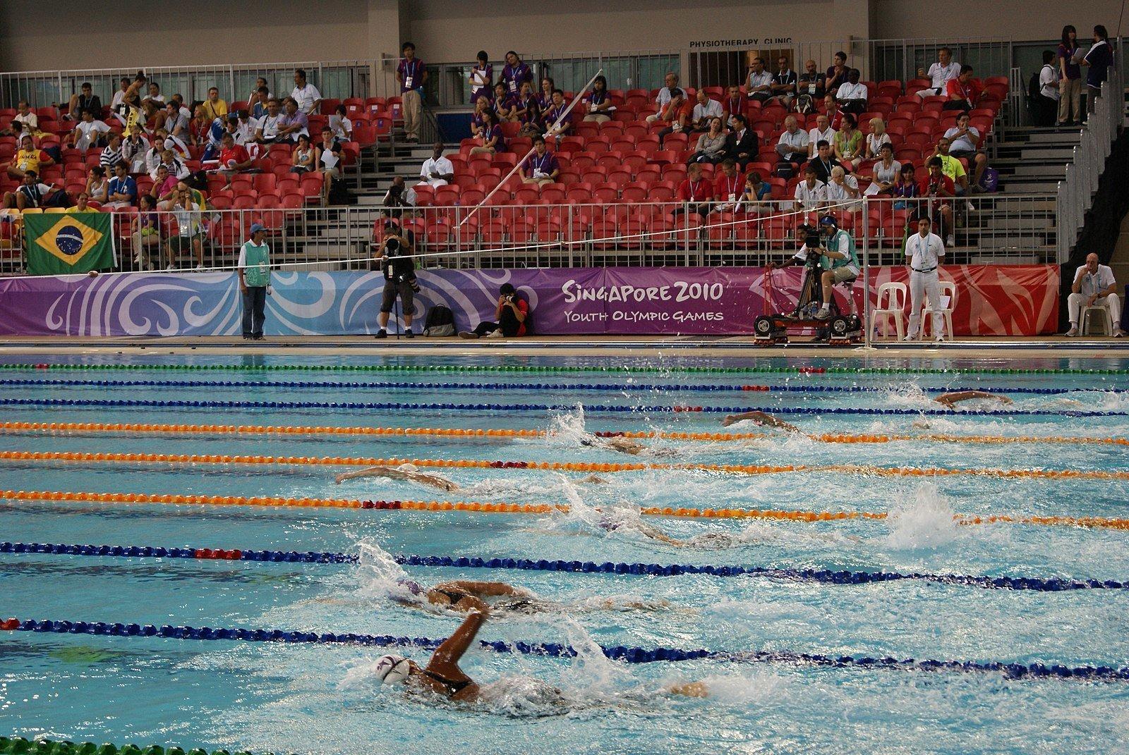 Singapore sport event