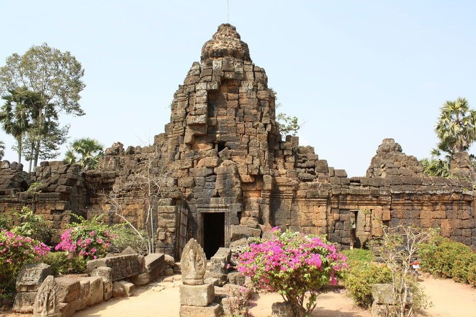 Tonle Bati and Ta Prohm Temples