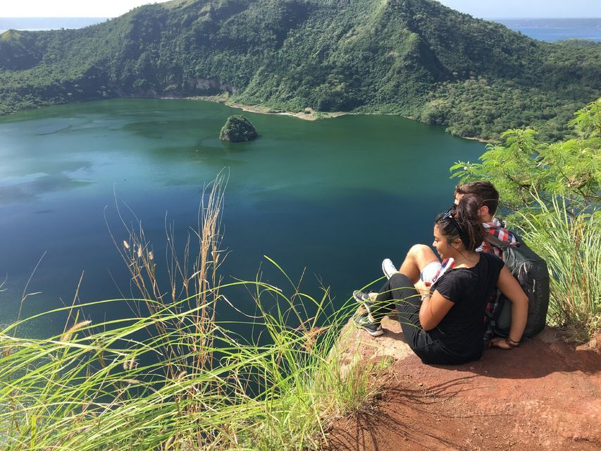 Taal Volcano Full-Day Adventure Tour from Manila