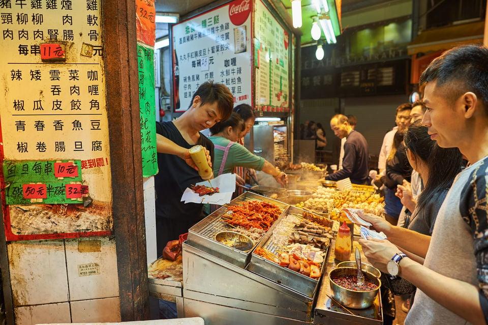 Hong Kong Street Food Feasting Tour