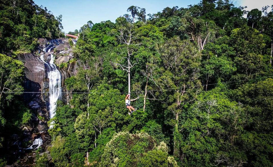 Geopark Eco Zipline Adventure