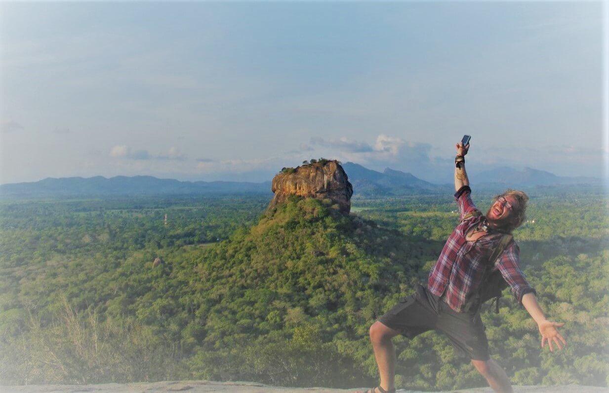 Sigiriya Rock Temple - A unique place in Sri Lanka