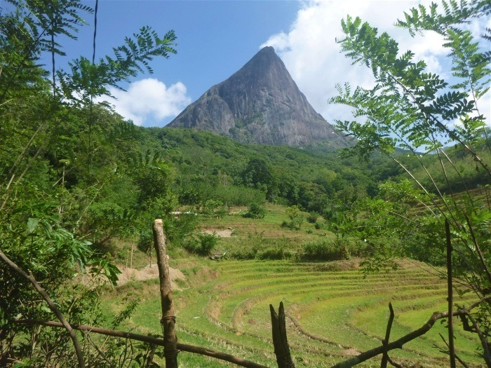 Lakegala, Meemure village: uncommon places to visit in Sri Lanka