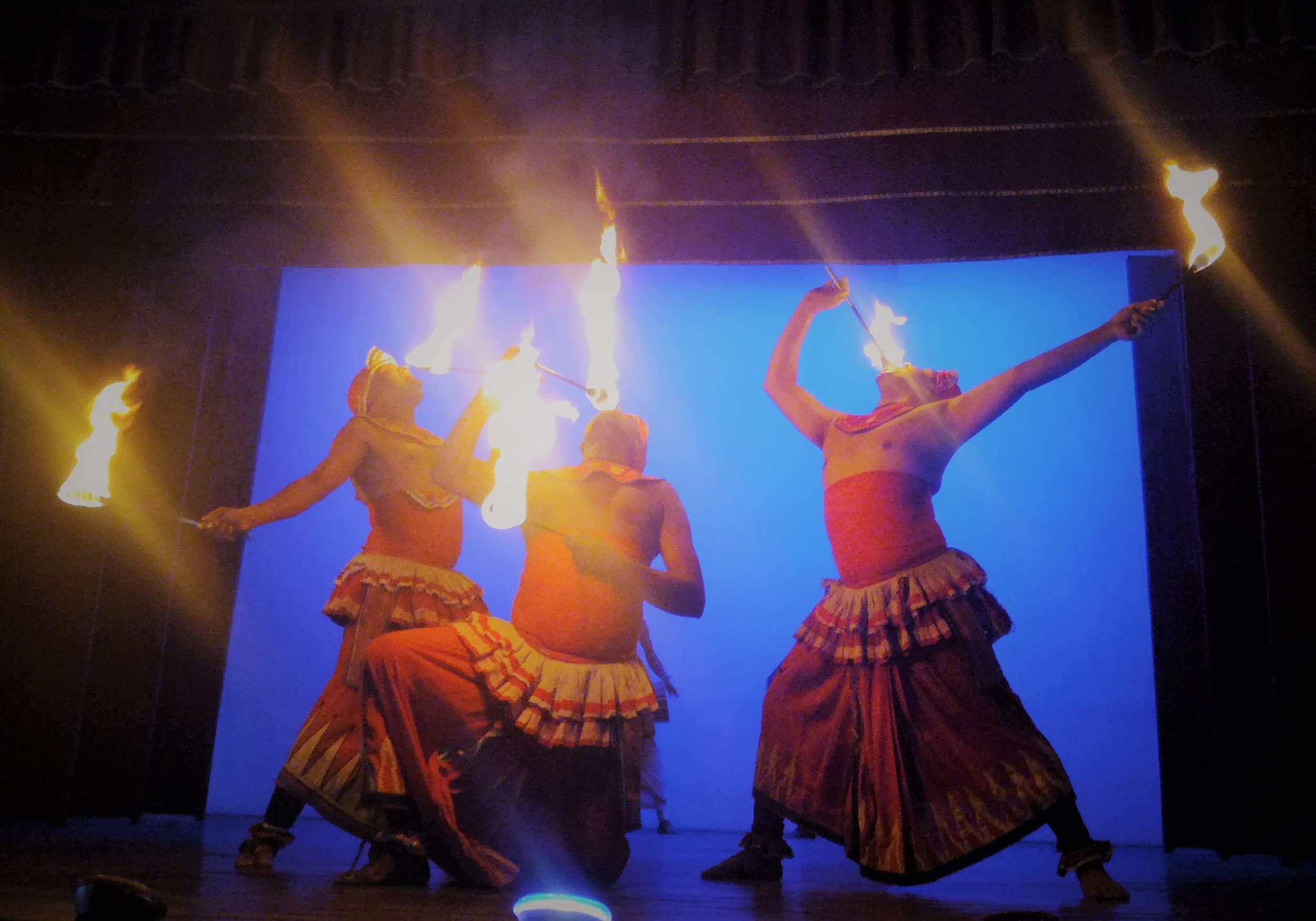 Kandy dance performance: things to do in Sri Lanka
