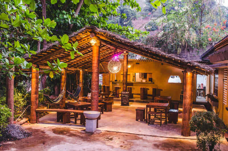 Best hostel in Kandy: Hipsters Hideout Lounge