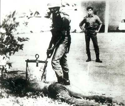 Black July Massacres in Colombo, Sri Lanka