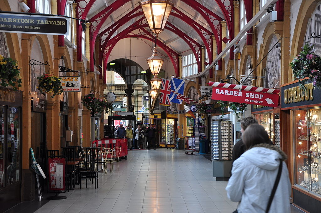 Victorian Market Inverness