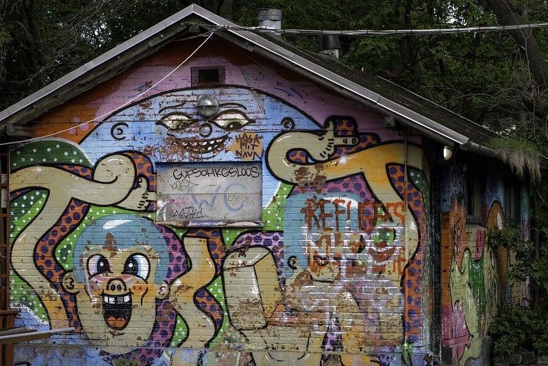 Freetown Christiania, Copenhagen