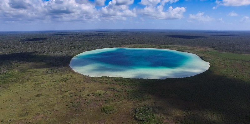 Laguna de Kaan Luum