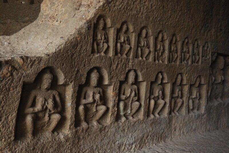 The Kanheri Caves