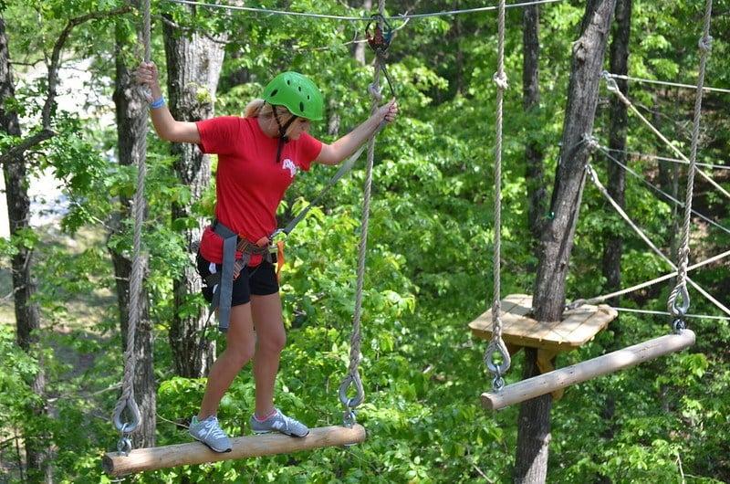 Treetop Adventure Indianapolis