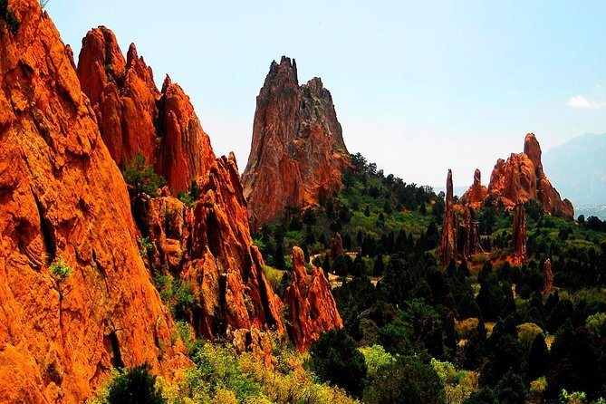 Small-Group Tour of Pikes Peak and the Garden of the Gods