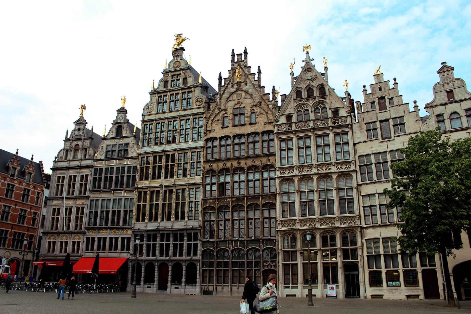 Antwerp Old Town, Antwerp