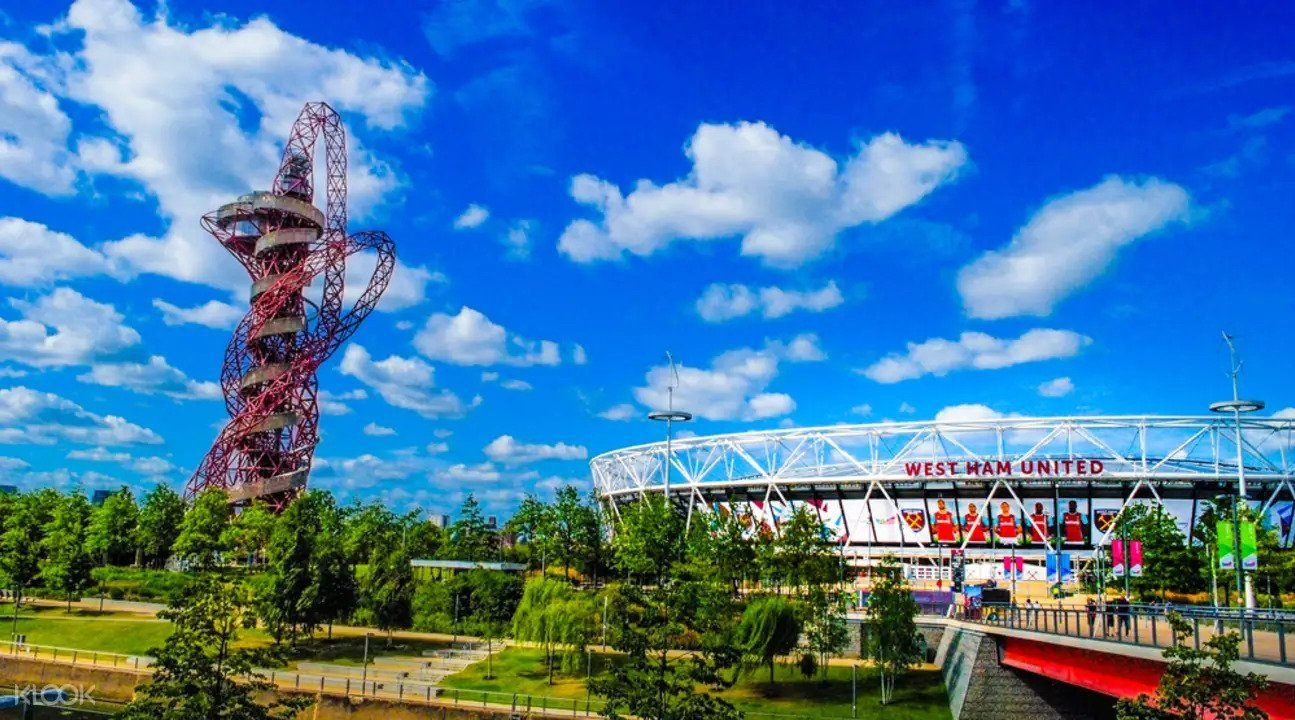 ArcelorMittal Orbit London