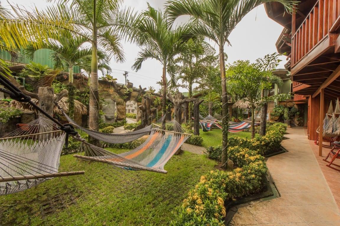 Arenal Hostel Resort best hostels in La Fortuna