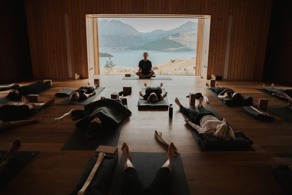 best wellness and fitness retreats Aro Ha Retreat