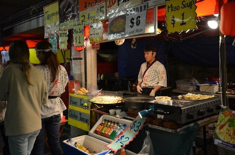 Auckland Night Markets