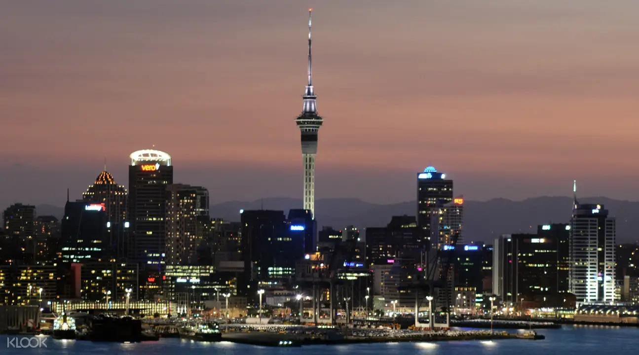 Sky Tower in Auckland - a top thing to see in New Zealand